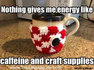 Funny Friday Caffeine And Craft Supplies The Lindsey Life
