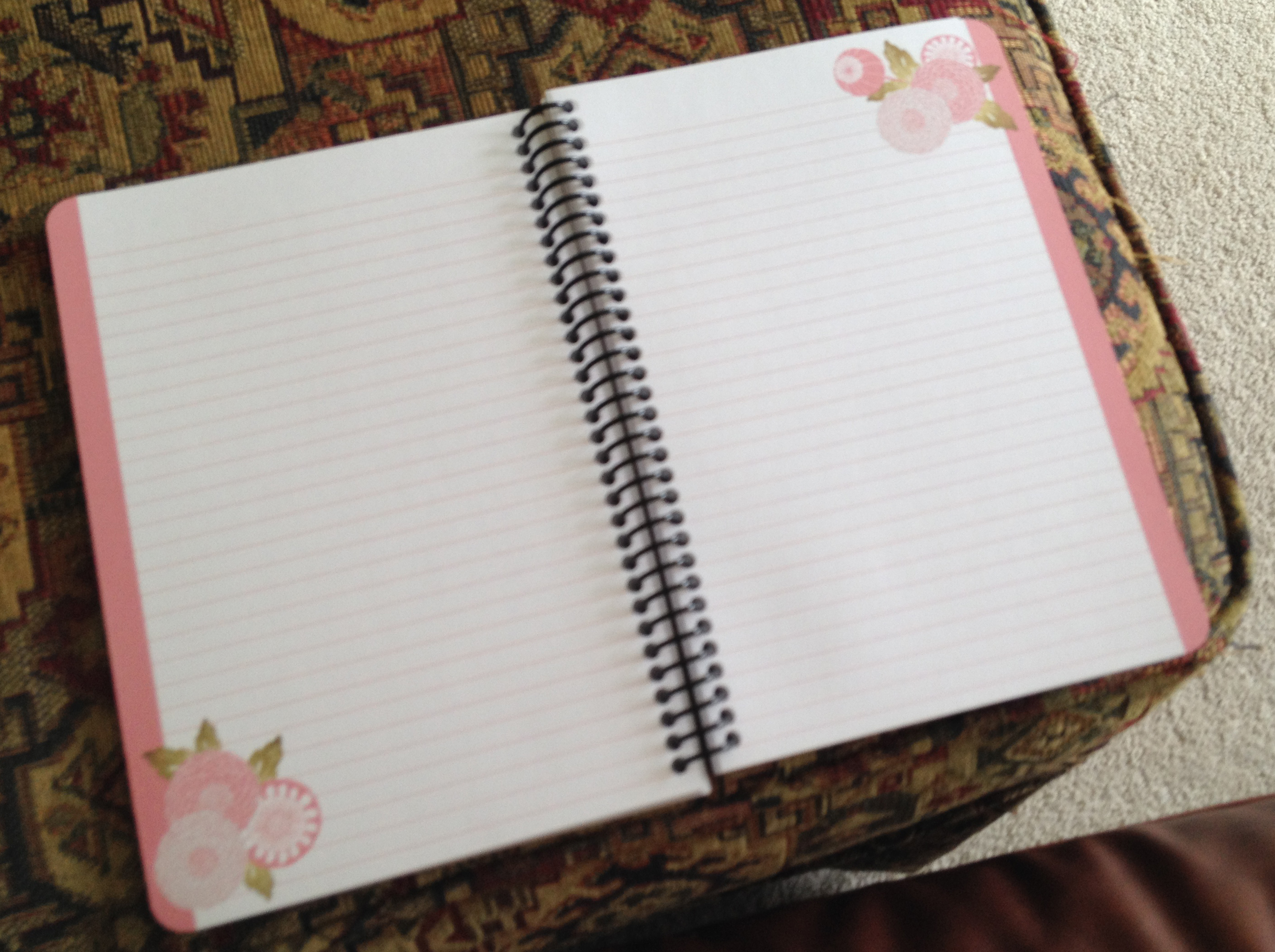 Crafty Tip: Get Perfect Spiral Binding on Any Book