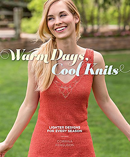 Book Review & Giveaway: Warm Days, Cool Knits