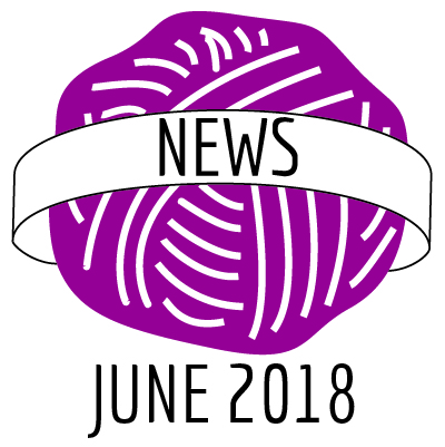 Needlearts News: August 1, 2018