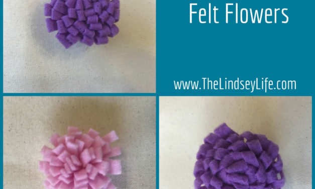 Free Craft Guide: Fabulous Felt Flowers